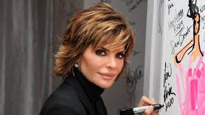 How Do You Cut Your Hair Like Lisa Rinna S Reference Com