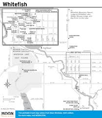 Map Of Missoula Montana by Printable Travel Maps Of Glacier National Park And Montana Moon