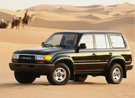 toyota land cruiser curbside classic 1997 toyota land cruiser 40th anniversary