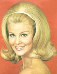 updated flip hairdo colleen corby models summer hairdos for the june 1963 issue of