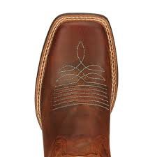 womens cowboy boots in australia ariat womens up wide square toe cowboy boots brown