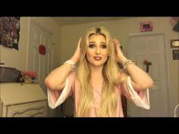 kylie coutore hair extension reviews halo couture hair extensions review youtube