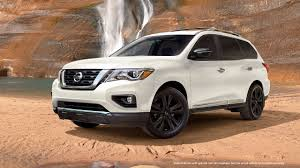 nissan midnight 2017 nissan pathfinder midnight edition ron sayer nissan ammon