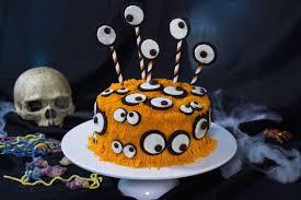 halloween birthday cake halloween monster eye cake anne sophie fashion cooking