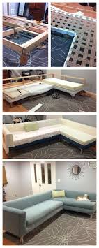 How To Build A Sectional Sofa Build Your Own Sofa Or Easy Diy 2x4 Frame Modern Style