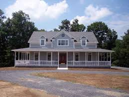 2 farmhouse plans 2 house plan with covered front porch 2 homes two