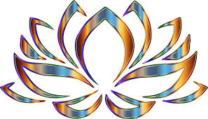 clipart psychedelic lotus flower