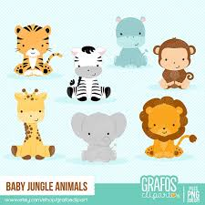 Baby Shower Clip Art Free - baby shower animal clipart free