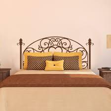 Vinyl Wall Decals For Bedroom Aliexpress Com Buy Bed Grill Style Vinyl Wall Decal Bedroom