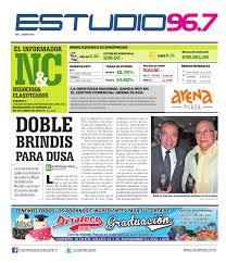 clasificados 18 10 2013 by el informador diario online