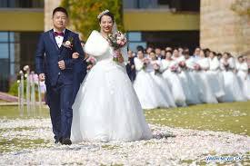 wedding china wedding held in xiamen se china s fujian xinhua
