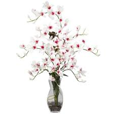 Home Decor Adelaide Home Decoration Decorative White Fake Floral Arrangements With