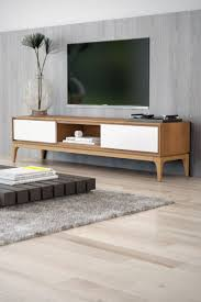 living room laminate wooden storage tv stand glass vase