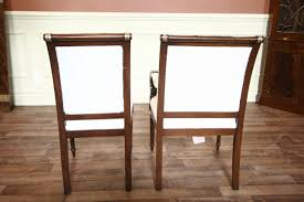 Regency Dining Chairs Mahogany Dining Chairs Outstanding Regency Dining Chairs Pictures Regency