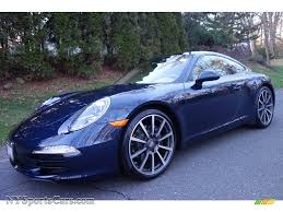 blue porsche 911 2013 porsche 911 carrera coupe in dark blue metallic 107845
