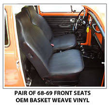 Tmi Upholstery Vw Front Tmi Car U0026 Truck Seat Covers For Volkswagen Beetle Ebay