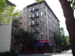greenwich village building used as the american sitcom friends