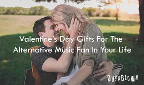 alternative valentines gifts day gifts for the alternative music fan in your life