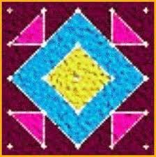 rangoli patterns using mathematical shapes diwali rangoli best rangoli designs for diwali festival