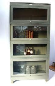 bookcase retro style shelves white vintage style bookcase shabby