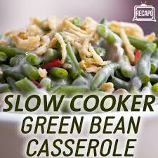 rachael slow cooker green bean casserole recipe u0026 sweet potato bake