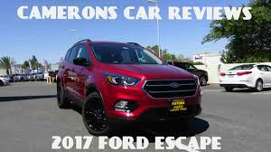 future ford cars 2017 ford escape se 1 5 l 4 cylinder turbo review camerons car