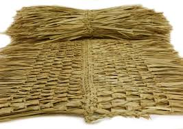Mexican Thatch Roofing by Thatching Bamboo Habitat