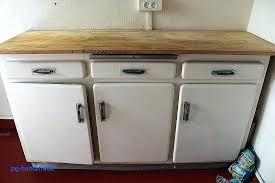 meuble de cuisine retro meuble cuisine retro table de cuisine pour meuble vintage pas cher