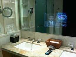 Tv Mirror Bathroom In Mirror Tv For Bathroom Waterproof Mirror Bathroom Electric On