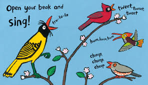 hooray for birds lucy cousins 9780763692650 amazon com books