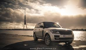 custom 2016 land rover range rover autobiography protuning info
