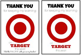 printable gift card appreciation gift idea target gift card