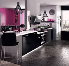 deco cuisine mur deco cuisine noir et gris