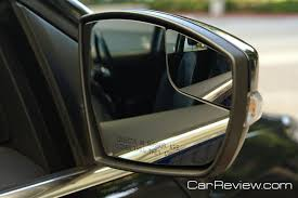 Mirrors For Blind Spots On Cars Oversized Side View Mirror With Blind Spot Insert Car Reviews