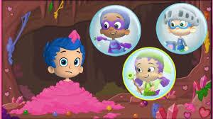bubble guppies happy valentine u0027s kids game episode video