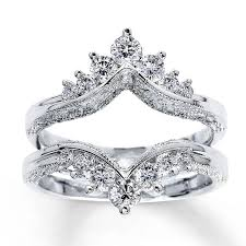 engagement ring enhancers best 25 solitaire enhancer ideas on wedding ring
