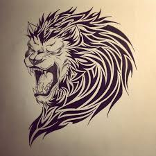 19 best lion tattoo images on pinterest drawings friends and