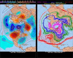 Jetstream Map January 2011 Baroclinic Instability