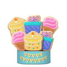 Decorated Gourmet Cookies Personalized Cookies Hand Decorated Cookies