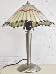 table lamp in a art deco style with base amazon co