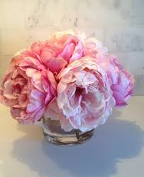 Fake Peonies 24 Best Faux Florals Images On Pinterest Silk Flowers Faux