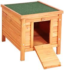 Large Rabbit Hutch With Run Cages U0026 Pens For Small Animals Amazon Co Uk