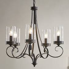 kichler kitchen lighting shop kichler lighting diana 5 light olde bronze chandelier at