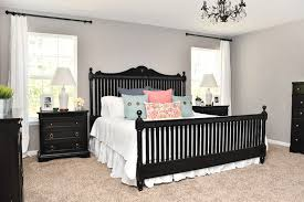 bedroom makeover on a budget budget master bedroom makeover with black furniture