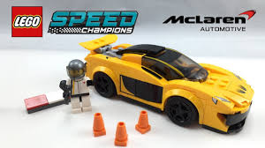 speed chions mclaren mclaren p1 speed chions set review 75909 youtube