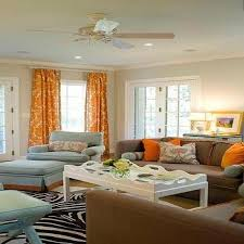Burnt Orange Curtains And Drapes Curtains Orange Curtains Living Room Decor Touched By Design