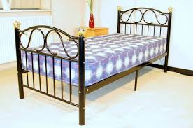 bedroom furniture price of iron bed queen bed frame and mattress