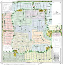 community map richwoods new homes in a gated community in