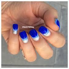 mani of the week sally hansen miracle gel nail art tutorial
