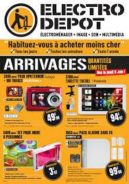 Electro Depot Frigo Congelateur by Electrodepot Catalogue 6 30 Juin 2013 By Promocatalogues Com Issuu